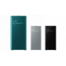 Samsung Galaxy S10+ SM-G975 Clear view standing cover tok